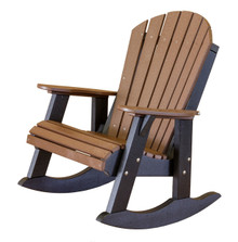 Wildridge Heritage Poly-Lumber Fan Back Rocker