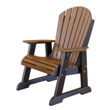 Wildridge Heritage Poly-Lumber High Fan Back Chair