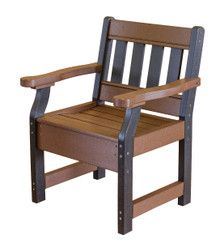 Wildridge Heritage Poly-Lumber Garden Chair