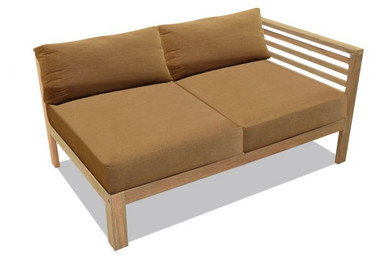 Replacement Cushions for Forever Patio Anaheim Left Facing Love Seat