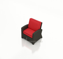 Replacement Cushions for Forever Patio Barbados Club Chair