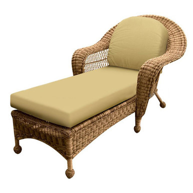 Replacement Cushions for NorthCape International Catalina Single Chaise Lounge