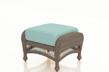 Replacement Cushions for NorthCape International Catalina Ottoman