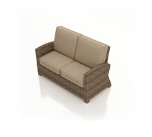 Replacement Cushions for Forever Patio Cypress Love Seat