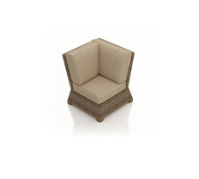 Replacement Cushions for Forever Patio Cypress Sectional Corner Chair