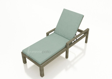 Replacement Cushions for Forever Patio Hampton Adjustable Chaise Lounge With Arms