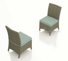 Replacement Cushions for Forever Patio Hampton Dining Side Chair