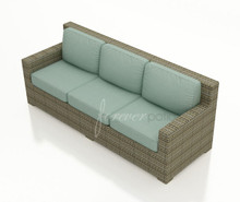 Replacement Cushions for Forever Patio Hampton Straight Sofa