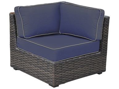 Replacement Cushions for Forever Patio Horizon Sectional Corner Chair