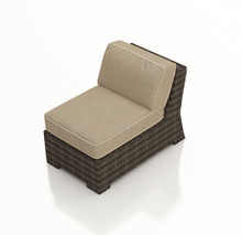 Replacement Cushions for Forever Patio Pavilion Club Chair and Sectional Middle Chair