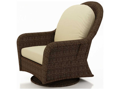 Replacement Cushions for NorthCape International's Forever Patio Winslow Swivel Glider