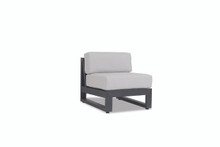 Replacement Cushions for Sunset West Redondo Armless Club