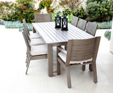 Laguna Dining Chairs With Dining Table