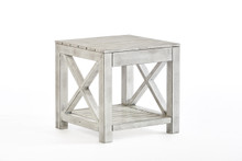 South Sea Rattan Farlowe End Table