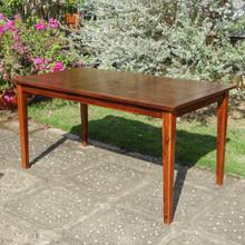 International Caravan Highland Acacia Americana 55-inch by 32-inch Rectangular Dining Table