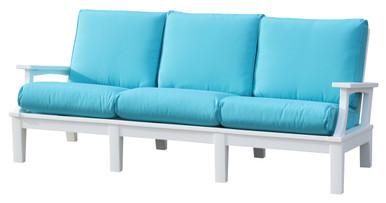 Wildridge Heritage Poly-Lumber Deep Seating Sofa