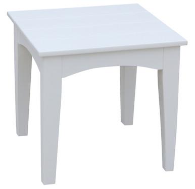 Wildridge Heritage Poly-Lumber Deep Seating Side Table