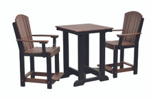 Wildridge Heritage Poly-Lumber 3 Piece Patio Set