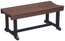 "Wildridge Heritage Poly-Lumber 42"" Bench"