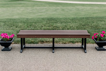 "Wildridge Heritage Poly-Lumber 68"" Bench"