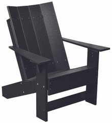 Wildridge Contemporary Poly-Lumber Adirondack Chair