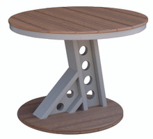 Wildridge Contemporary Poly-Lumber Manhattan Rise Table