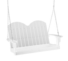 Wildridge Classic Poly-Lumber Savannah Two Seat Swing White