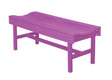 Wildridge Classic Poly-Lumber Vineyard Bench