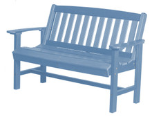 Wildridge Classic Poly-Lumber Mission Bench