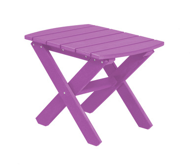 Wildridge Classic Poly-Lumber Rectangular Side Table