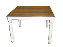 Wildridge Farm House Poly-Lumber Dining Table