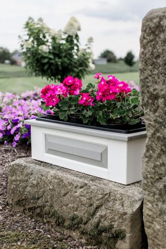 Wildridge Poly-Lumber Small Window Box