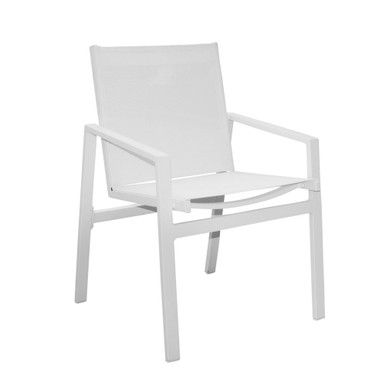 Panama Jack Mykonos Stackable Armchair