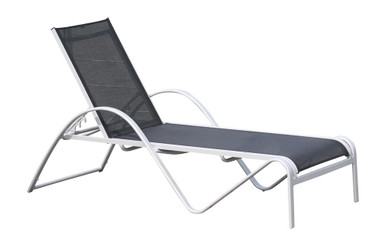Hospitality Rattan Ultra Chaise Lounge