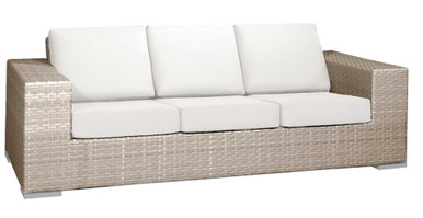 Hospitality Rattan Rubix Sofa with Cushion