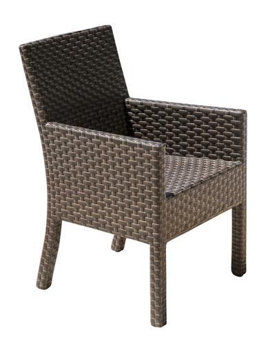 Hospitality Rattan Fiji Stackable Armchair