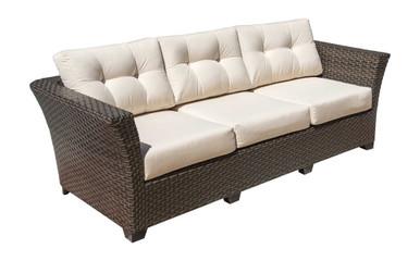 Hospitality Rattan Fiji Sofa with Cushions