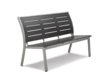 "Telescope Casual Bazza Bench Collection 56"" Armless Stacking Bench"