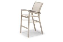 Telescope Casual Bazza MGP Sling Collection Bar Height Stacking Cafe Chair