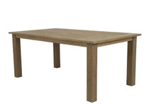 "91"" Dining Table in Coastal Teak"