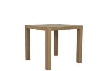 End Table in Coastal teak