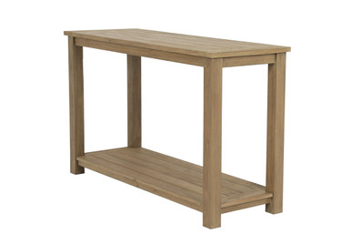 Sofa Table in Coastal Teak