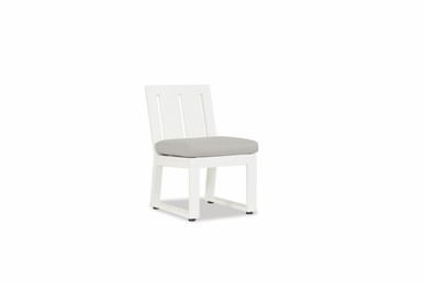 Replacement Cushions for Sunset West Newport Armless Dining Chair