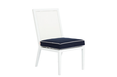 Replacement Cushions for Sunset West Regatta ArmlessDining Chair