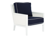 Replacement Cushions for Sunset West Regatta Club Chair
