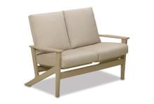 Telescope Casual Wexler Cushion MGP Two-Seat Loveseat
