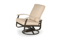 Telescope Casual Belle Isle Cushion Swivel Rocker