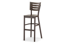 Telescope Casual Avant Stacking Bar Height Armless Chair