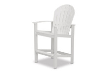 Telescope Casual Newport Adirondack Balcony Height Stationary Armchair