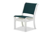 Telescope Casual Leeward MGP Sling  Stacking Armless Side Chair
